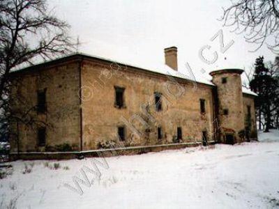 Zámek Vítkovec
