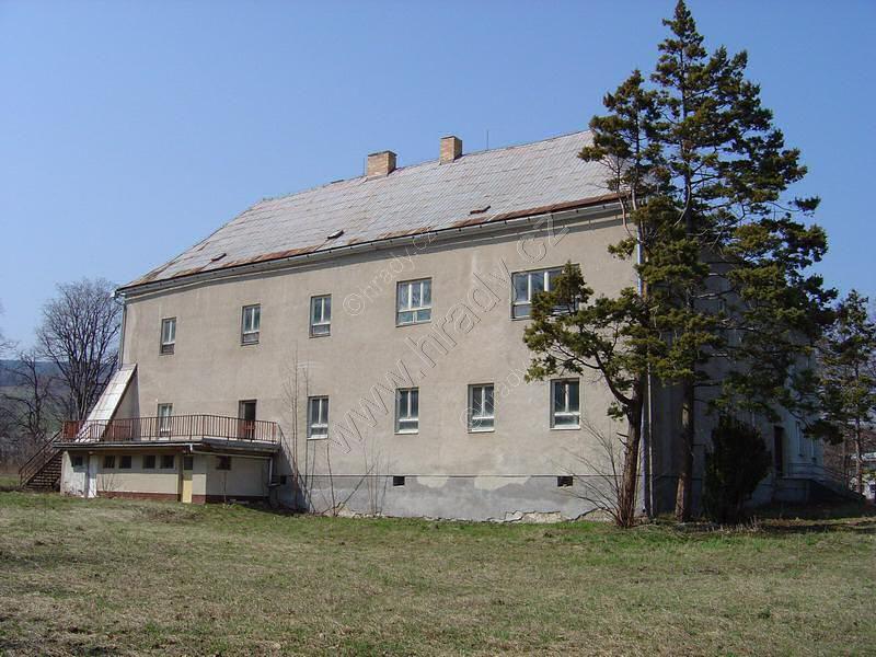 Zámek Vlčice