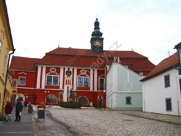 Zámek zámek Říčanských