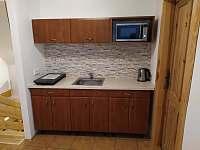 Kuchynka pro pokoje # 3 a #4 - Trojanovice