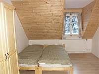 Apartmán č. 4 - ložnice
