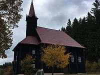 Kostel na Gruni - Krásná