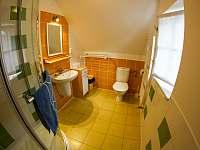 Koupelna - apartmán č. 4 - Krásná