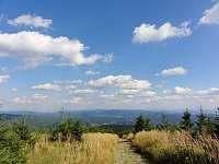 Sestup z Lysé hory - Krásná