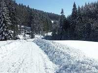 Zima na Zlatníku - Krásná