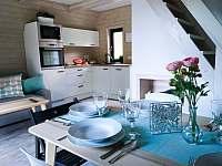 Apartmán II. s plně vybavenou kuchyňskou linkou - pronájem Horní Bečva