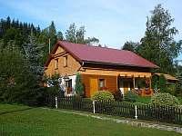 Velké Karlovice ubytování 16 lidí  pronajmutí