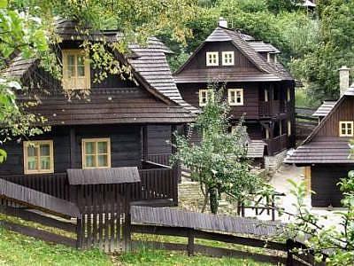 chalupa ubytování Velké Karlovice Beskydy