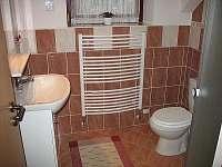 koupelna - pokoje - Trojanovice