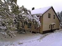 ubytování na samotě v Beskydech