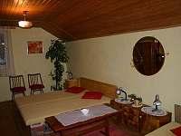 detail 1. ložnice - chalupa k pronajmutí Mosty u Jablůnkova - Šance