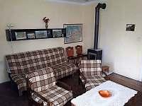 detail obývacího pokoje - chalupa ubytování Mosty u Jablůnkova - Šance