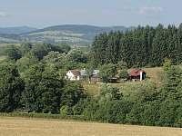 Chalupa s chatou k celoročnímu pronájmu Valašské Klobouky