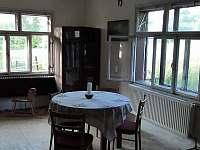 ložnice - chata k pronajmutí Valašské Klobouky