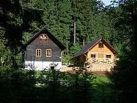 ubytování Lyžařský areál Vranča na chalupě k pronajmutí - Velké Karlovice