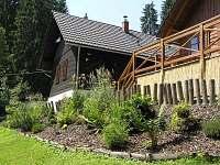 ubytování na Vsetínsku Chalupa k pronajmutí - Velké Karlovice