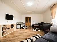 obývací pokoj - Halenkov