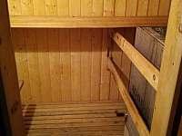 Sauna - Krásná