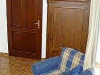veranda, vstupní dveře