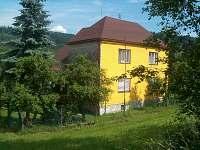 ubytování  v rodinném domě na horách - Dolní Lomná