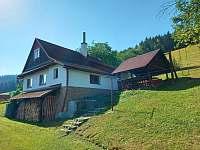 Velké Karlovice léto 2018 pronajmutí