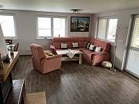 obývací pokoj - chalupa ubytování Trojanovice