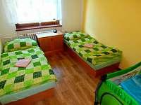 Ložnice 5 - pronájem chaty Nýdek