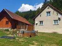 ubytování Horní Bečva na chalupě