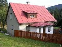 Chalupa Františka Horní Bečva