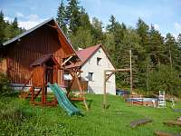 ubytování  na chalupě k pronajmutí - Horní Bečva