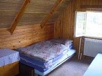 ložnice - chata ubytování Zděchov