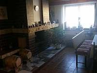 Hala s krbem - rekreační dům k pronájmu Nový Hrozenkov - Vranča