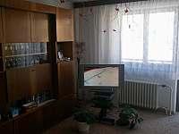 Obývací pokoj - pronájem rekreačního domu Nový Hrozenkov - Vranča
