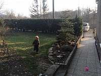Zahrada s ohništěm - Frenštát pod Radhoštěm