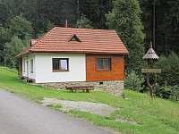 Chalupa k pronajmutí - dovolená Vodní nádrž Horní Bečva rekreace Dolní Bečva