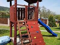 Zahrada pro děti - apartmán k pronajmutí Mosty u Jablunkova