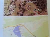 mapka pro příjezd - pronájem chaty Horní Bečva