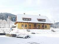 Chalupa Silverado - ubytování Horní Bečva
