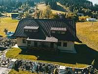 Chalupa Silverado Horní Bečva - ubytování Horní Bečva
