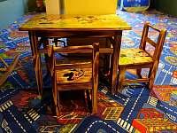 dětsky pokoj 3p
