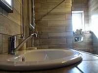 koupelna1.a - pronájem chalupy Horní Bečva