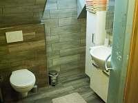 koupelna2 - chalupa k pronajmutí Horní Bečva