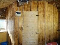 sauna - Horní Bečva