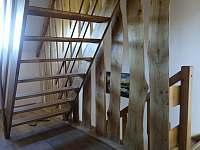 schody 2p - Horní Bečva