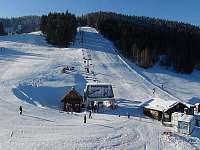 skiareal Ráliška - Horní Bečva