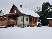 Chata Dvořiska - chata ubytování Hutisko-Solanec - 5