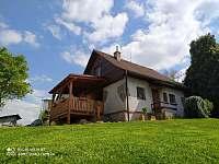 Chata Dvořiska - chata ubytování Hutisko-Solanec - 2