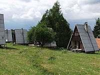 Chatky na horách - Rajnochovice - Troják