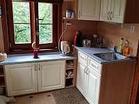 kuchyň - chata k pronájmu Nýdek