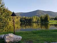 Radhošťský rybník - apartmán - srub - 36 Trojanovice